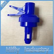 Los fabricantes suministran las fuentes de consumición Grifo de la tina del grifo Golpecito plástico del dispensador del agua