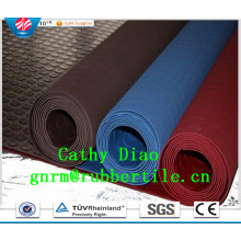 Color Industrial Rubber Sheet Natural Rubber Roll, Anti-Abrasive Rubber Sheet, Acid Resistant Rubber Sheet