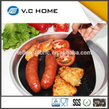 BBQ Grillmatten PTFE Non-Stick Oberfläche Heiße Plattenmatte