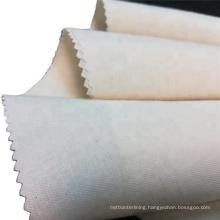T / C 65 / 35 20s*20s 72 X 58 Twill Weave Pocketing Fabric interlining
