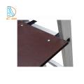 Aluminium scaffolding ladder EN131 SGS CE