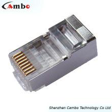 cat6a STP connector rj45