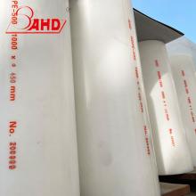 Barra de varilla de polietileno HDPE de 120 mm 130 mm 140 mm de diámetro