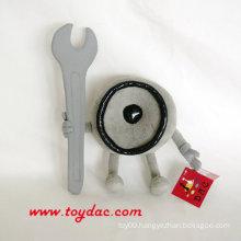 Plush Speaker Doll Mascot