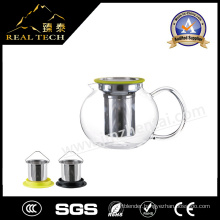 Hot Sale Clear Glass Turkish Teapot