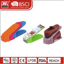 Rack chaussures en plastique populaires