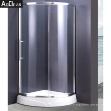 Aokeliya Shower Enclosure with Single Cleaning Tempered Glass Door