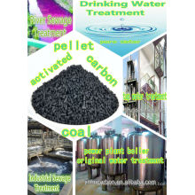 Pellet Coal Based Activated Carbon For Water Treatment