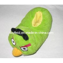 Animals Slippers Plush Stuffed Shoes Bird (TF9720)