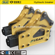 JSB900 Rock breaker hammer/excavator mounted vibro hammer/hydraulic breaker manufacturer