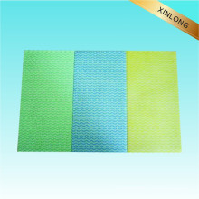 Tissu de nettoyage, tissu Spunlace