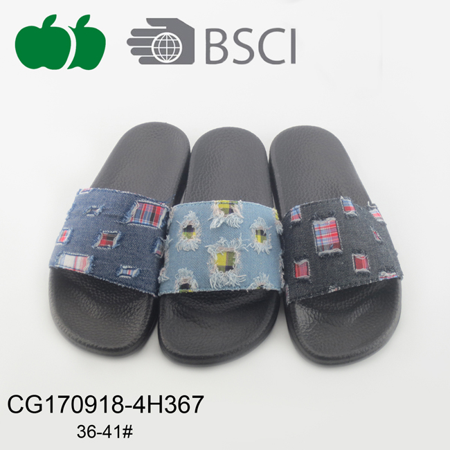 Hot Sale Lady Latest Design Summer Slipper