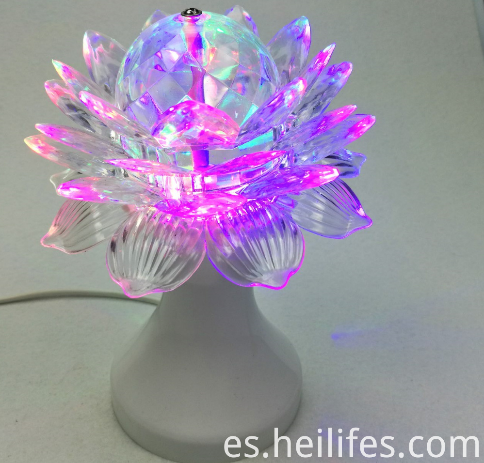 Light Toys for Gift of Lotus LED