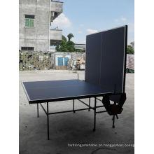 Tabela de tênis de mesa de dobramento duplo (TE-16)