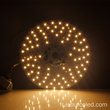Module LED AC colorable smd 2835 rond 24W