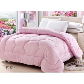 Super Soft Printed Microfiber Filling Comfort Bed Quilt F1814