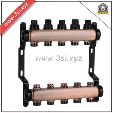 Top Quality Ss Water Manifold for Floor Heating System (YZF-M557)