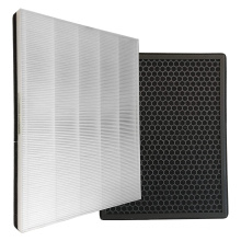 Custom FY1413/40 Active Carbon & FY1410/40 HEPA Filter 13 for 1000 1000I Series Air Purifier