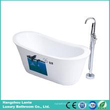 Factory Wholesales Acrylic Freestanding Bathtub (LT-7E)