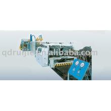 PE/PVC corrugated pipe plastic machinery