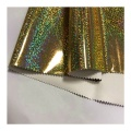 PVC Shiny Glitter Synthetic Leather Upholstery Shoes Fabric