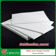 QingYi best price sublimation printing paper