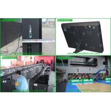IP65 Waterproof a tela de advertência da exposição exterior do estádio