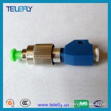 FC / APC Male-LC Connecteur fibre optique femelle