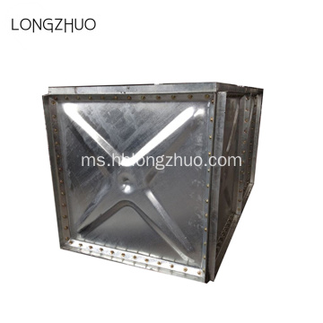 Tank 10000 Liter Square Hot Dipped Galvanised