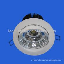 15w high luminance cob led down light