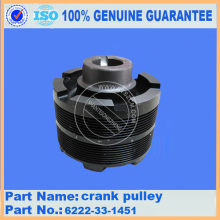 6222-33-1451 ORIGINAL AND OEM KOMATSU PC300-6 crank puller