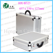 Aluminum Attache Profile Hard Laptop Cases (HX-B525)