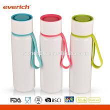 Everich Nouvelle conception Easy Carry Student School Bouteille d'eau Thermo