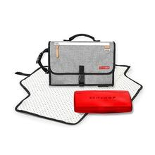 Bekvämt Portable Large Travel Changing Pad Clutch