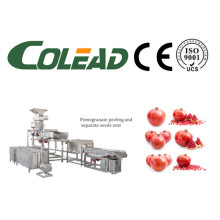 pomegranate processing machine from Colead