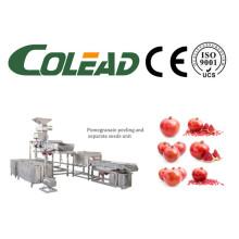 Maquinaria de romã máquina de processamento de romã de Colead