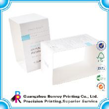 Popular high quality customized elegant Glossy C1S art paper sleeve soap paper box
