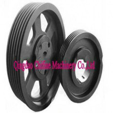 Cast Iron V Belt Pulley with Machining