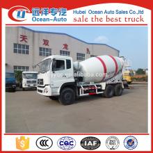 Caminhão do misturador de Dongfeng 10000L / caminhão do misturador de concreto