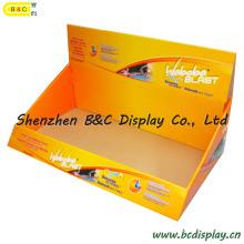 Коробки гофрированные pdq, Бумажная Коробка, СГС коробки, ящика сброса бумаги, коробки дисплея pdq (B и C-D046)