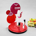 Akrilik Solek Gincu Counter Nail Polish Display Stand