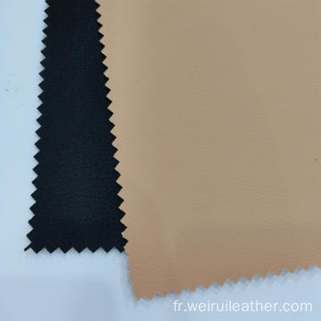 Peggy Lining PVC Leather
