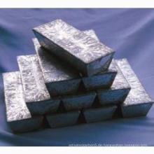 Hochreiner Antimon-Ingot 99,65%, 99,85%, 99,90% mit niedrigem Preis