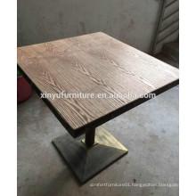 Vintage style restaurant table XYN1104