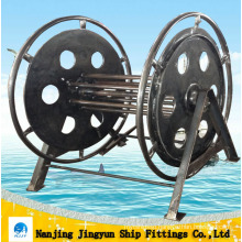 mooring fibre wire reel