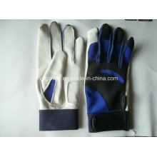 Sport Glove-Sheep Leather Glove-Baseball Glove-Safety Glove-Goatskin Glove