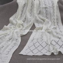 hot sale fashion eyelet knitting multipurpose winter wool scarf scarf and shawl 2016