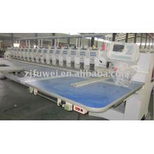Máquina de bordar plana sem cortador / aparador (FW615) 250 * 500 * 1200