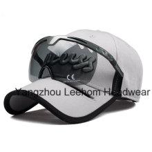 Novos óculos de desporto ao ar livre de moda boné de golfe de beisebol protetora