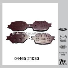 TOYOTA CELICA / COROLLA / MATRIA Ensemble de plaquettes de frein, frein à disque 04465-21030